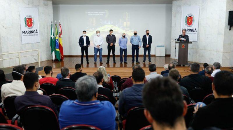 Maringá orienta municípios para aumentarem arrecadação pelo desenvolvimento regional